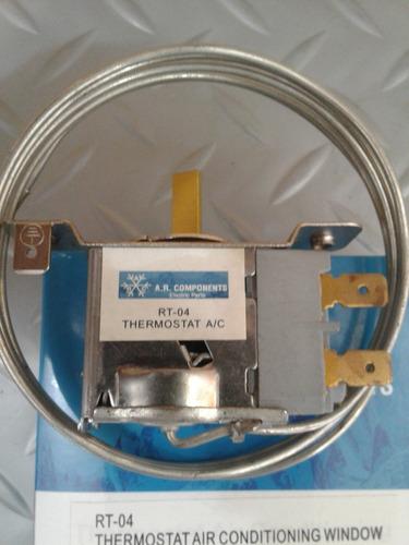 termostato rt-04 a/a ventana de 12 mil a 18 mil btu 4$