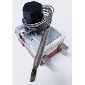 Termostato Segurança Rearme Fritadeira Elétrica 220 Graus