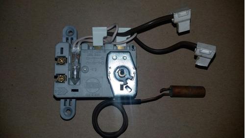 termostato termo eléctrico albin trotter 30l