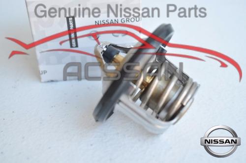 termostato valvula sentra motor 2.0l 07 a 12 nissan original