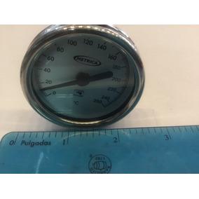 10d0afa8bde6f Termometro Bimetalico Metrica Carátula 2 Vástago 9 0-250