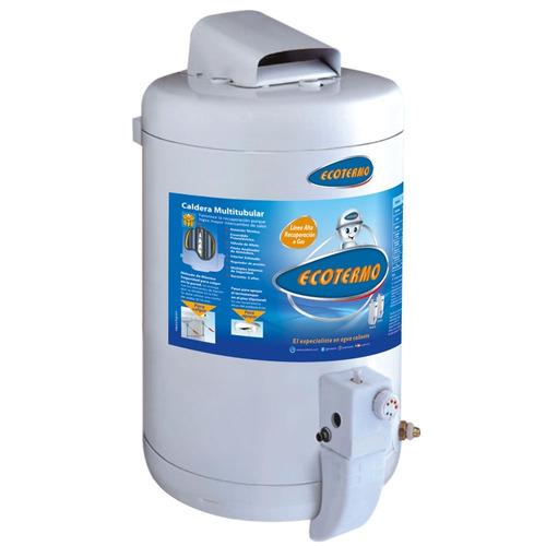 termotanque a gas ecotermo 23 cs lts alta recuperacion 66cm