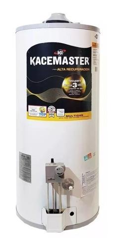 termotanque a gas kacemaster 90 lts - alta recuperación
