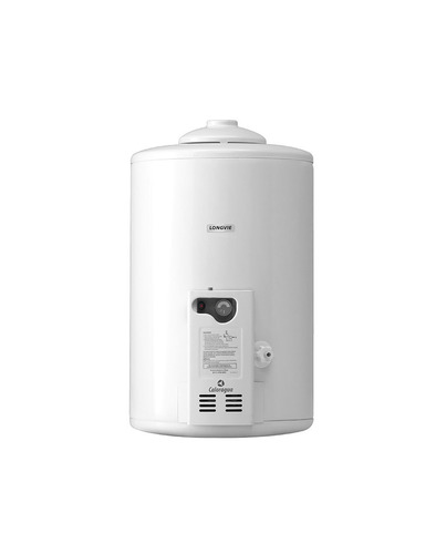 termotanque a gas longvie 50 litros de colgar t3050cf