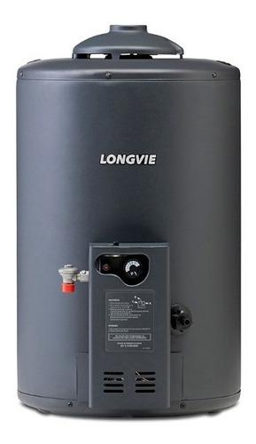 termotanque a gas longvie 50 litros de colgar t4050c-n