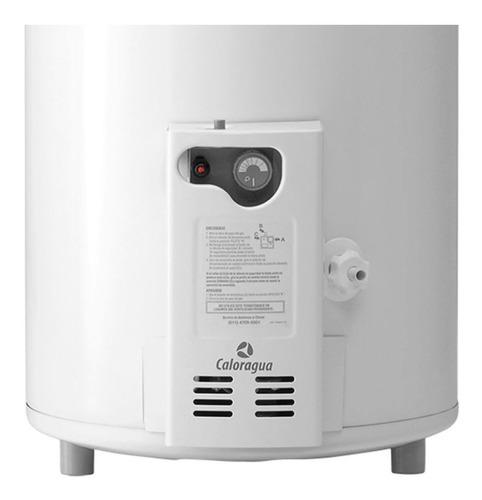 termotanque a gas  longvie t-3075pf 75 litros de pie