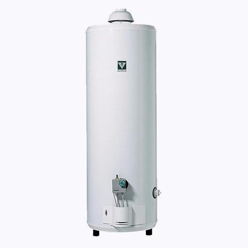 termotanque a gas volcan 130 lts conex superior 3 años gtia