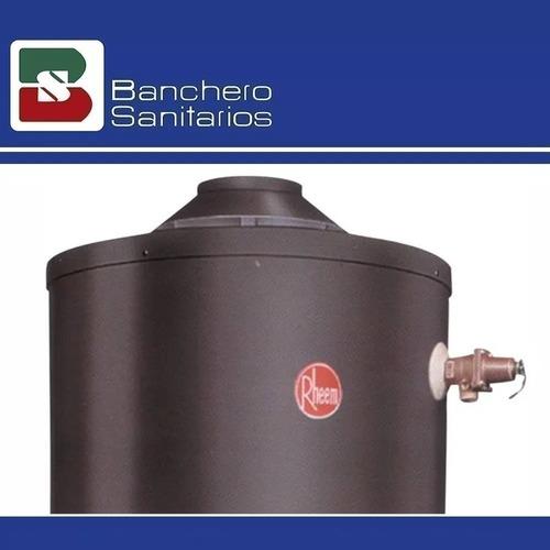 termotanque comercial rheem a gas 300 litros