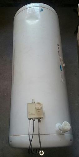 termotanque ecotermo 80 litros sin uso a gas