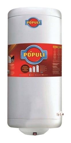 termotanque electrico ecotermo populi 70 litros superior