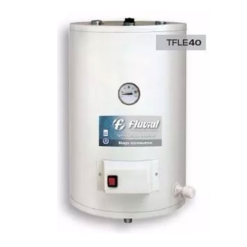 termotanque electrico fluvial tfle 40 lts tcp sin interes