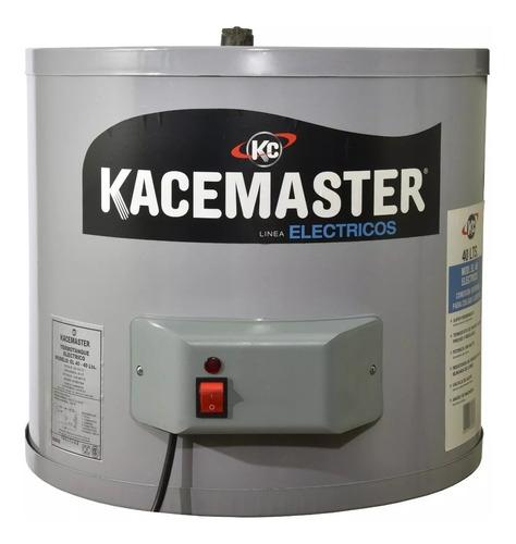 termotanque electrico kacemaster 40 lts conexion inferior