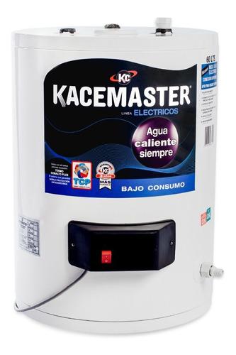 termotanque electrico kacemaster 60 lts - alta recuperacion