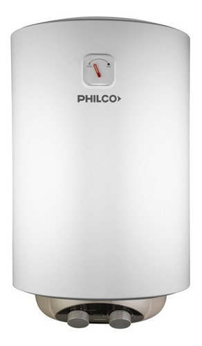 termotanque electrico philco 47 lts 1500w regulable c/infer
