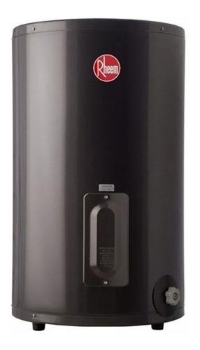 termotanque electrico rheem 85 litros  cs pie - aj hogar