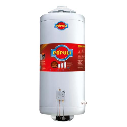 termotanque enlozado 12 cuotas ecotermo gas populi 70 litros