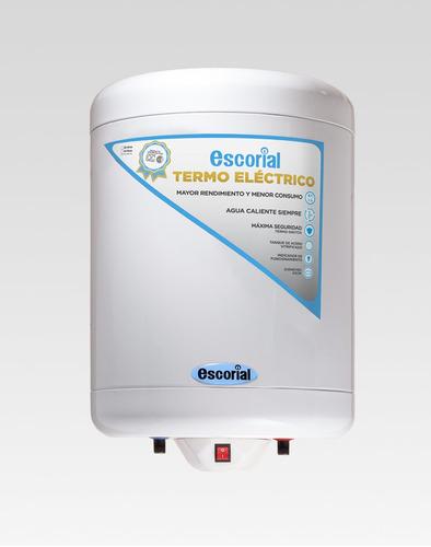 termotanque escorial electrico 55 litros de colgar cuotas