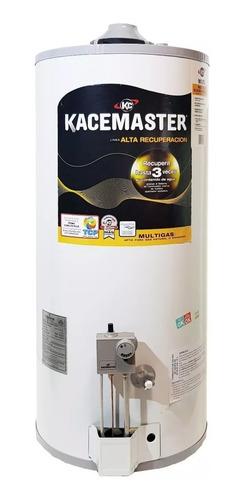 termotanque gas alta recuperacion kacemaster 90 lt sup cuota