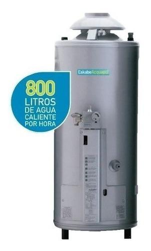 termotanque gas eskabe acquapiu a5 800 lts/h
