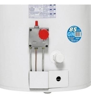 termotanque gas señorial 85 litros colgar pie selectogar