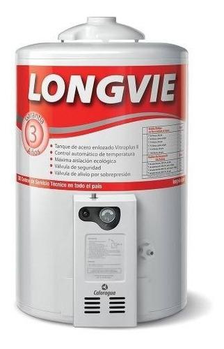 termotanque longvie 50 litros gas superior t-3050p