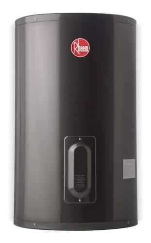 termotanque rheem eléctrico 85 litros de pie aee superior