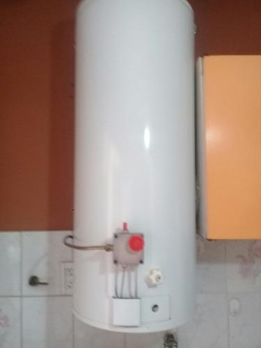 termotanque señorial 85 litros multigas