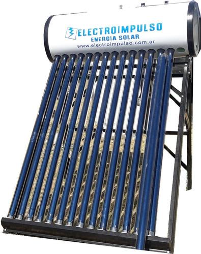 termotanque solar 150 litros + ánodo