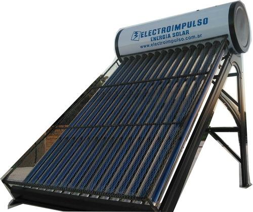 termotanque solar 150 litros, controlador, mezclador, resist