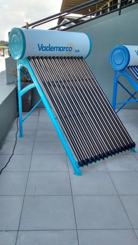 termotanque solar 150 litros promocion - vademarco