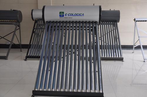 termotanque solar 160 lt 16 tubos+ controlador electronico