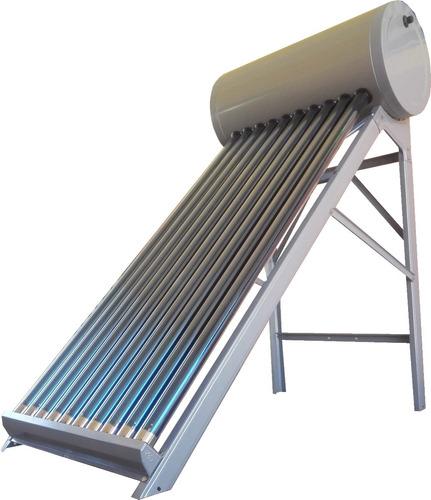 termotanque solar 200 lts., kit eléctrico, timer, antisarro