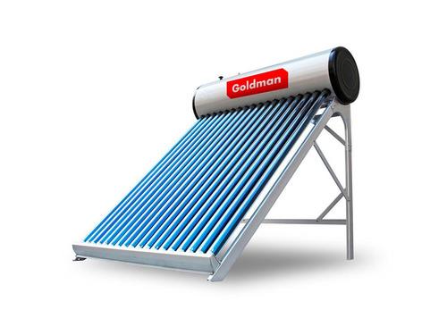 termotanque solar 246 lts - incluye kit eléctrico