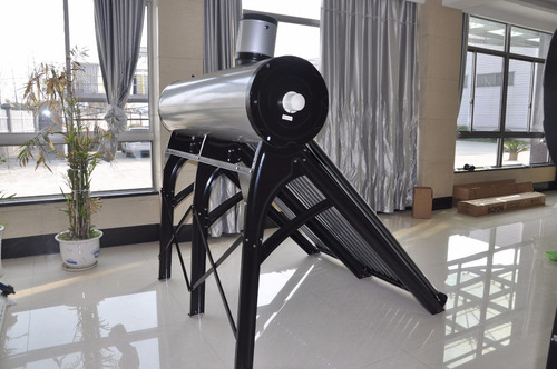 termotanque solar 300 lt 30 tubos   kit electrico+ antisarro