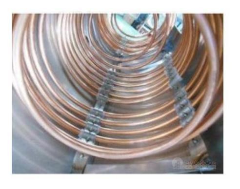 termotanque solar 300 lts presurizable de acero galvanizado