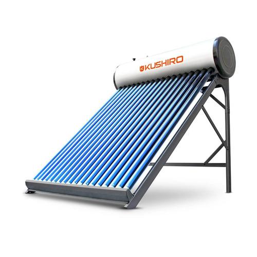 termotanque solar calefon 150 litros kushiro csk150a + acces