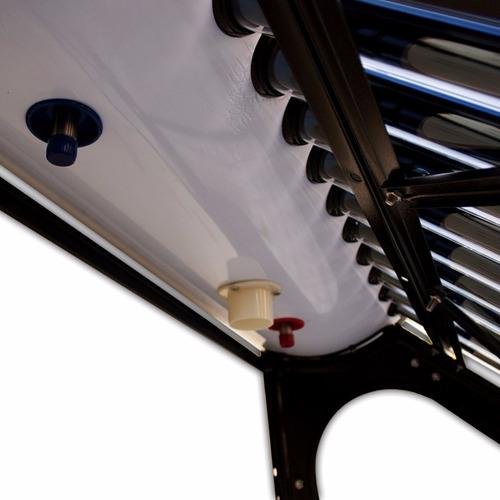 termotanque solar de 200litros alta eficiencia anticorrosivo