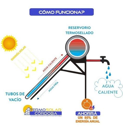 termotanque solar en termosolar cordoba la mejor calidad!