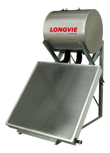 termotanque solar longvie alta presión 90l tsap90s