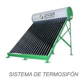 Termotanque Solar Premium 100 Lts