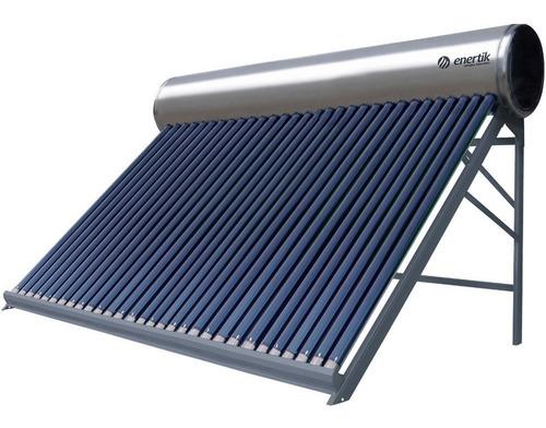 termotanque solar premium 300 l antisarro - acero inoxidable