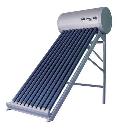 termotanque solar presurizado 100 litros - enertik