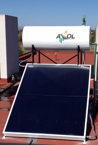 termotanque solar presurizado  axol, 150 litros