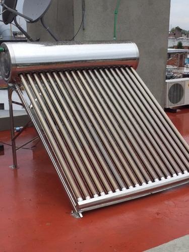termotanque solar saveco 150l con kit resistencia