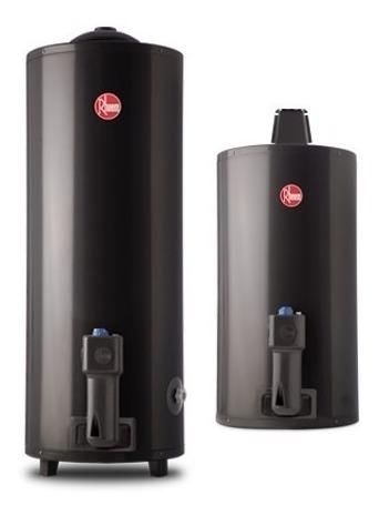 termotanques de colgar rheem a gas natural 80 litros conexion inferior