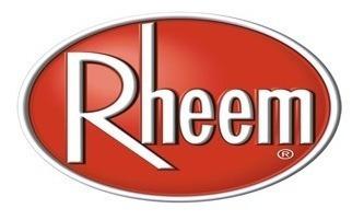 termotanques de colgar rheem electrico 85 litros conexion inferior