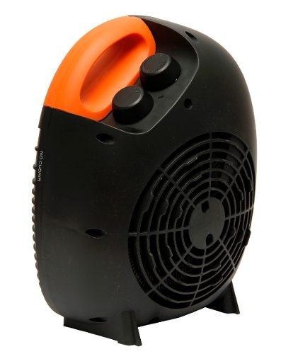 termoventiador vertical kendal sun-05 negro