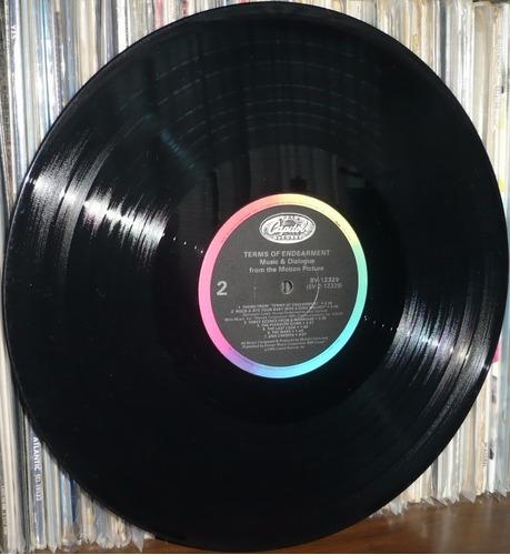 terms of endearment lp la fuerza del cariño soundtrack usa