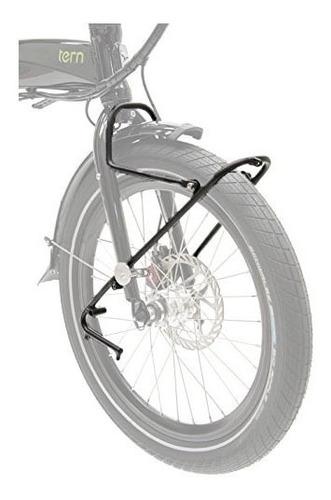 tern porta paquete delantero spartan rack bicis r20 y 24