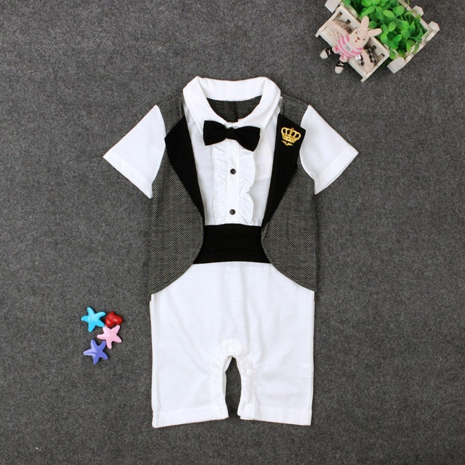 b960e04538 terninho bebe batizado macacão romper menino roupas infantil. Carregando  zoom.